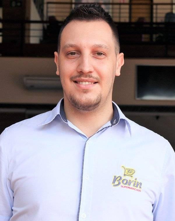 Vinicius Antonio Gurjao Borin