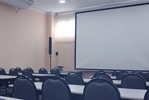 sala cinza